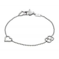 Bracelet Femme Gucci Boule YBA391562001016 Cœur