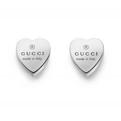 Acheter Boucles d'Oreilles Femme Gucci Trademark YBD22399000100U Cœur