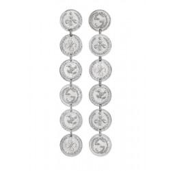 Acheter Boucles d'Oreilles Femme Gucci Coin YBD43348700100U