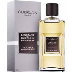 Parfum pour Homme Guerlain L'Instant de Guerlain Pour Homme Eau de Toilette EDT 100 ml