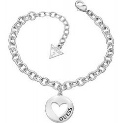 Acheter Bracelet Femme Guess G Girl UBB51434 Cœur