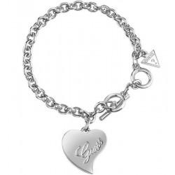 Acheter Bracelet Femme Guess Love UBB71530 Cœur
