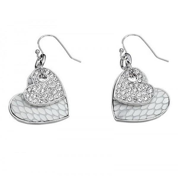 Acheter Boucles d'Oreilles Femme Guess UBE11422 Cœur