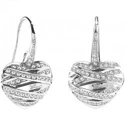 Acheter Boucles d'Oreilles Femme Guess Fashion UBE21581 Cœur