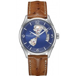 Montre Homme Hamilton Jazzmaster Open Heart Auto Viewmatic H32705041