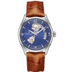 Montre Homme Hamilton Jazzmaster Open Heart Auto Viewmatic H32705541