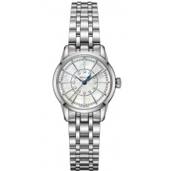 Acheter Montre Femme Hamilton Railroad Lady Quartz H40311191 Diamants