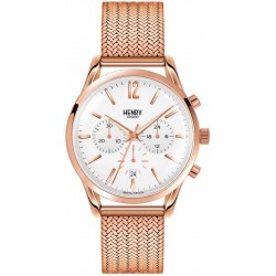 Acheter Montre Unisex Henry London Richmond HL39-CM-0034 Chronographe Quartz