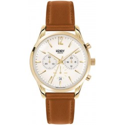 Acheter Montre Unisex Henry London Westminster HL39-CS-0014 Chronographe Quartz