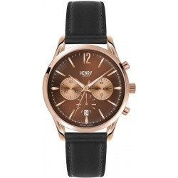 Acheter Montre Homme Henry London Harrow HL39-CS-0054 Chronographe Quartz