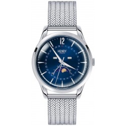 Acheter Montre Unisex Henry London Knightsbridge HL39-LM-0085 Moonphase Quartz