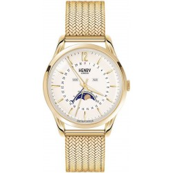 Acheter Montre Unisex Henry London Westminster HL39-LM-0160 Moonphase Quartz