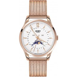 Acheter Montre Unisex Henry London Richmond HL39-LM-0162 Moonphase Quartz