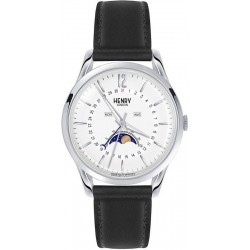 Acheter Montre Unisex Henry London Edgware HL39-LS-0083 Moonphase Quartz