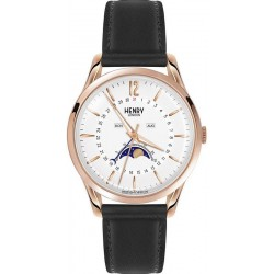 Acheter Montre Unisex Henry London Richmond HL39-LS-0150 Moonphase Quartz
