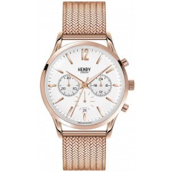 Acheter Montre Unisex Henry London Richmond HL41-CM-0040 Chronographe Quartz