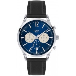 Acheter Montre Homme Henry London Knightsbridge HL41-CS-0039 Chronographe Quartz