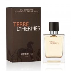 Parfum pour Homme Hermès Terre d'Hermès Eau de Toilette EDT Vapo 50 ml