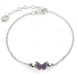 Acheter Bracelet Femme Jack & Co Classic Color JCB0886 Papillon