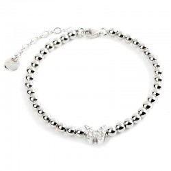 Acheter Bracelet Femme Jack & Co Classic Sparkling JCB0942 Papillon