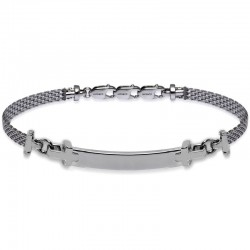 Acheter Bracelet Homme Jack & Co Cross-Over JUB0022