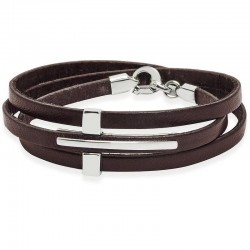 Acheter Bracelet Homme Jack & Co Cross-Over JUB0039