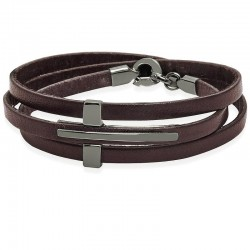 Acheter Bracelet Homme Jack & Co Cross-Over JUB0040