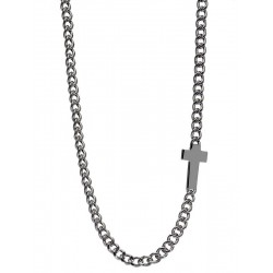 Acheter Collier Homme Jack & Co Cross-Over JUN0008