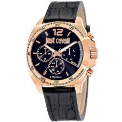 Acheter Montre Just Cavalli Homme Just Escape R7251213001 Chronographe