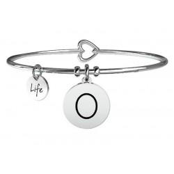 Bracelet Femme Kidult Symbols Lettre O 231555O