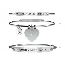 Acheter Bracelet Femme Kidult Love + Bracelet Homme 731053L