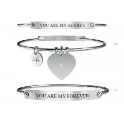 Acheter Bracelet Femme Kidult Love + Bracelet Homme 731054