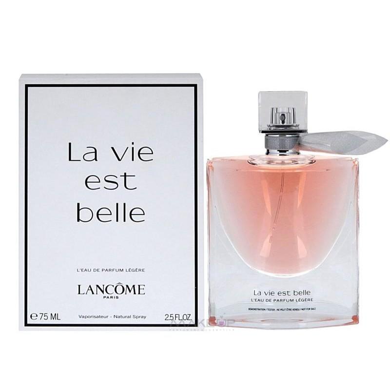 Ml Parfum Vie Eau Edp De Belle 75 Vapo Femme Lancôme Pour La Est k0wnOP