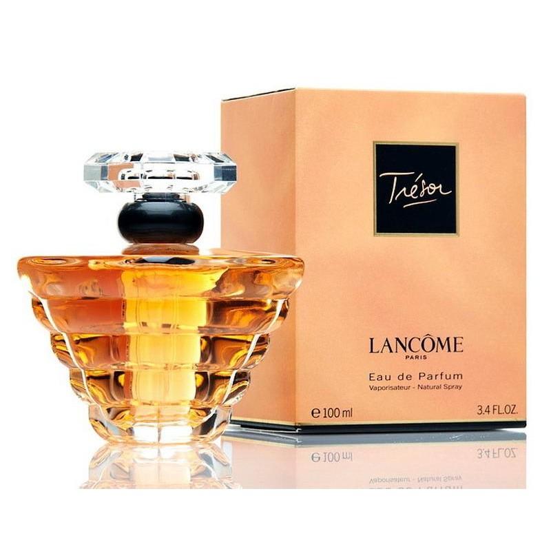 Parfum pour Femme Lancôme Trésor Eau de Parfum EDP 100 ml Crivelli Shopping