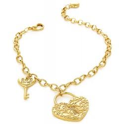 Acheter Bracelet Femme Liu Jo Luxury Destini LJ844 Cœur