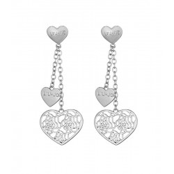 Acheter Boucles d'Oreilles Femme Liu Jo Luxury Trama LJ909