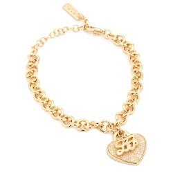 Acheter Bracelet Femme Liu Jo Luxury Illumina LJ919 Cœur