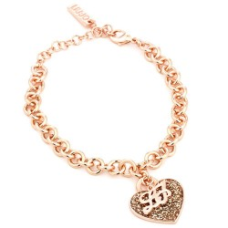 Acheter Bracelet Femme Liu Jo Luxury Illumina LJ924 Cœur
