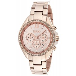Montre Femme Liu Jo Luxury Première TLJ1040 Chronographe