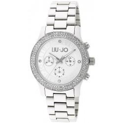 Montre Liu Jo Luxury TLJ440 Steeler Chronographe Femme