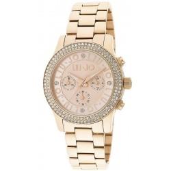 Montre Femme Liu Jo Luxury Steeler TLJ698 Chronographe