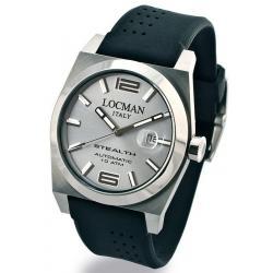 Montre Locman 020500AGFNK0SIK Stealth Automatique Homme