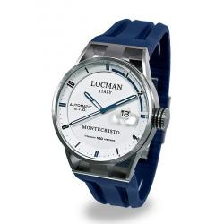 Acheter Montre Homme Locman Montecristo Automatique 051100WHFBL0GOB