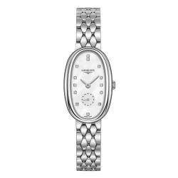 Acheter Montre Femme Longines Symphonette L23064876 Diamants Nacre Quartz