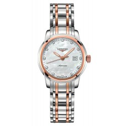 Acheter Montre Femme Longines Saint-Imier L25635887 Diamants Nacre Automatique