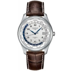Acheter Montre Homme Longines Master Collection L28024703 GMT Automatique