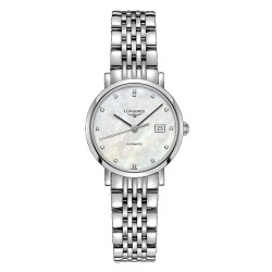Acheter Montre Femme Longines Elegant Collection L43104876 Diamants Automatique