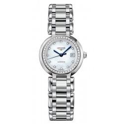 Acheter Montre Femme Longines Primaluna L81110876 Diamants Nacre Automatique