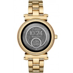 Acheter Montre Femme Michael Kors Access Sofie MKT5023 Smartwatch