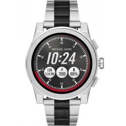 Acheter Montre Homme Michael Kors Access Grayson MKT5037 Smartwatch